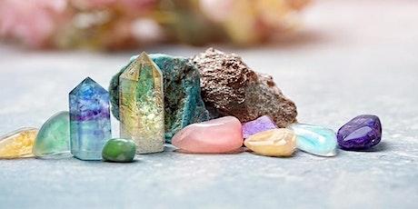 Mineralencursus : Amethist (Online) tickets