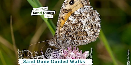 Sand Dunes Guided Walk for Butterfly Education & Awareness Day tickets