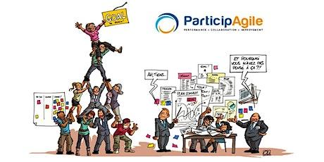 Ontwikkel samenwerking en agility in jouw organisatie! tickets