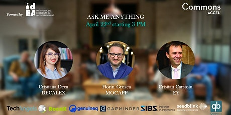 Ask Me Anything by Commons Accel tickets