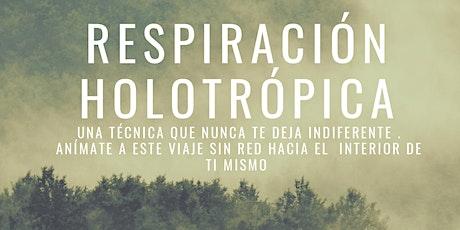 TALLER DE RESPIRACIÓN HOLOTRÓPICA entradas