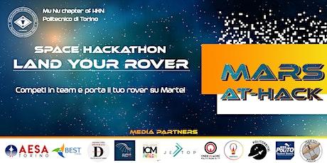 Mars At-Hack! tickets