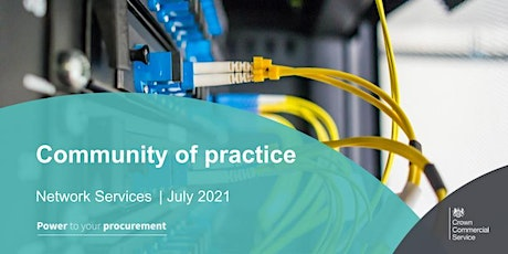Network Services Community of Practice - July 2021 tickets