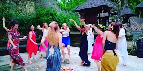 Shakti Dance~ Yoga of Dance~ weekly ONLINE tickets