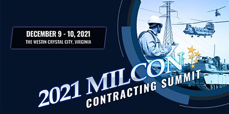 2021 MILCON Contracting Summit tickets