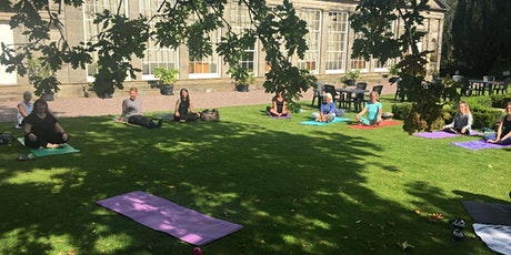Mindfulness, Meditation and Outdoor Stretches tickets