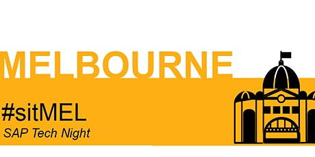 SAP Inside Track: Tech Night, Melbourne 6th May 2021 tickets