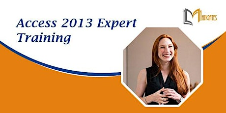 Access 2013 Expert 1 Day Virtual Live Training in Christchurch tickets