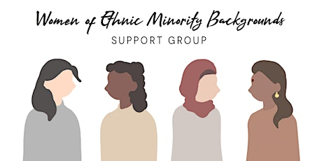 Online Women's Support Group - Ethnic Minority Backgrounds tickets