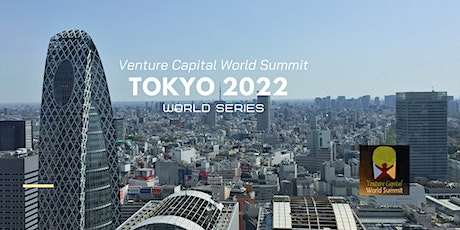 Tokyo 2022 Q1 Venture Capital World Summit tickets
