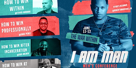 I Am Man Men's Conference tickets
