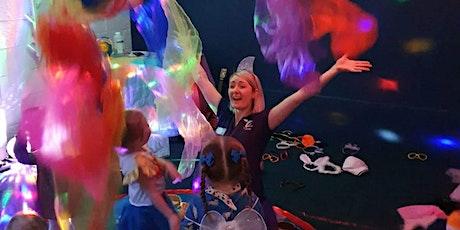 Carried Away Disco Play - East Kilbride tickets
