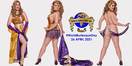 Celebrate World Burlesque Day with Mae tickets