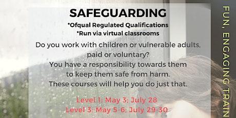 Awareness of Safeguarding tickets