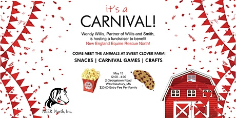 Carnival at Sweet Clover Farm! tickets