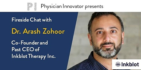 PI Presents: Fireside Chat with Dr. Arash Zohoor tickets