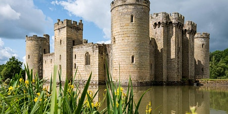 Timed entry to Bodiam Castle (26 Apr - 2 May) tickets