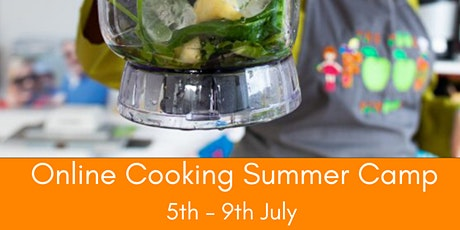 Online Cooking Summer Camp tickets