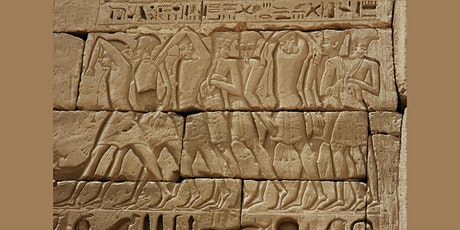 MAES July Online Meeting Eric Cline -                              Egypt & Late Bronze Age Collapse                              tickets