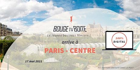 Lancement de Bouge ta Boite à Paris Centre billets