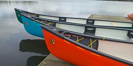 Rafted canoe hire - May tickets
