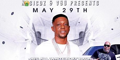 Boosie Badazz/JB/V90 tickets