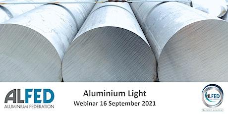 Aluminium Light - Module 1 tickets