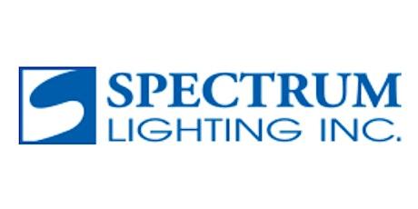 Spectrum Lighting  Product Update tickets