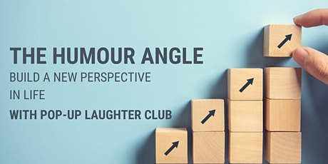 Online trial session with the Pop-up Laughter Club tickets