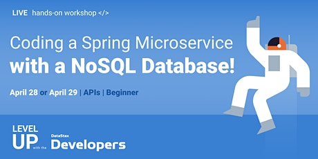 Cloud-native Workshop: Coding a Spring Microservice with a NoSQL DB and SDK tickets