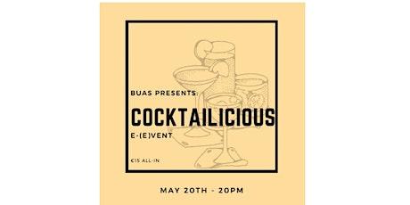 Cocktailicious Tickets