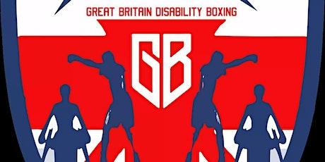 GBDB Wheelchair Workouts tickets