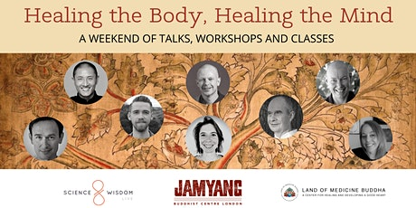 Healing the Body, Healing the Mind tickets