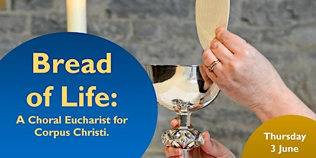 Join us for 7.45pm Corpus Christi Choral Service of Holy Communion tickets