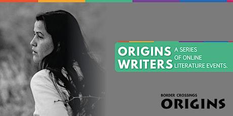 ORIGINS Writers: Natalie Diaz tickets