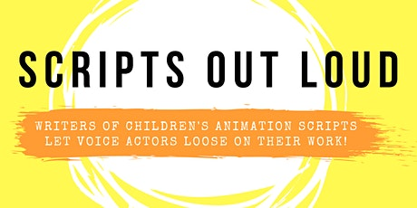Scripts Out Loud tickets