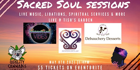 Sacred Soul Sessions tickets