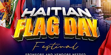 Haitian Flag Day tickets