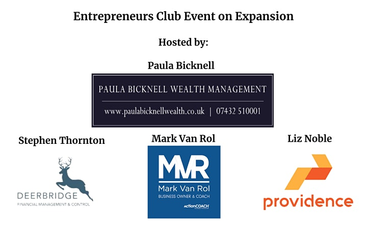 Entrepreneurs Club Event - Expansion image