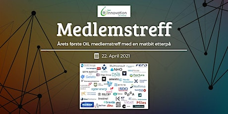 Open Innovation Lab of Norway Medlemstreff tickets
