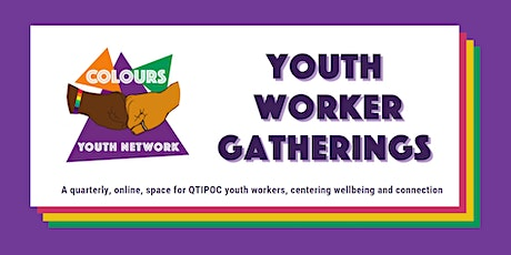July Youth Worker Gathering tickets