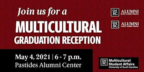 2021 Multicultural  Graduation Reception tickets