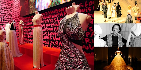 'The History of Fashion Exhibitions, From Bland to Blockbusters' Webinar tickets