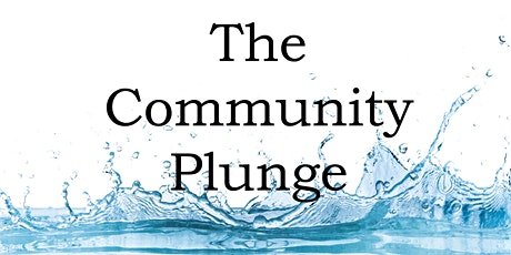 Community Plunge Experience tickets