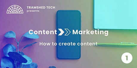 The Content Marketing Series - How to create content tickets
