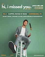 Jake Miller at Harrisburg Midtown Arts Center tickets