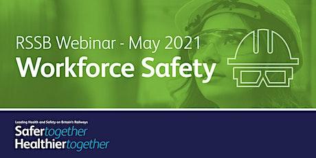 LHSBR webinar series – Making an impact on workforce safety entradas