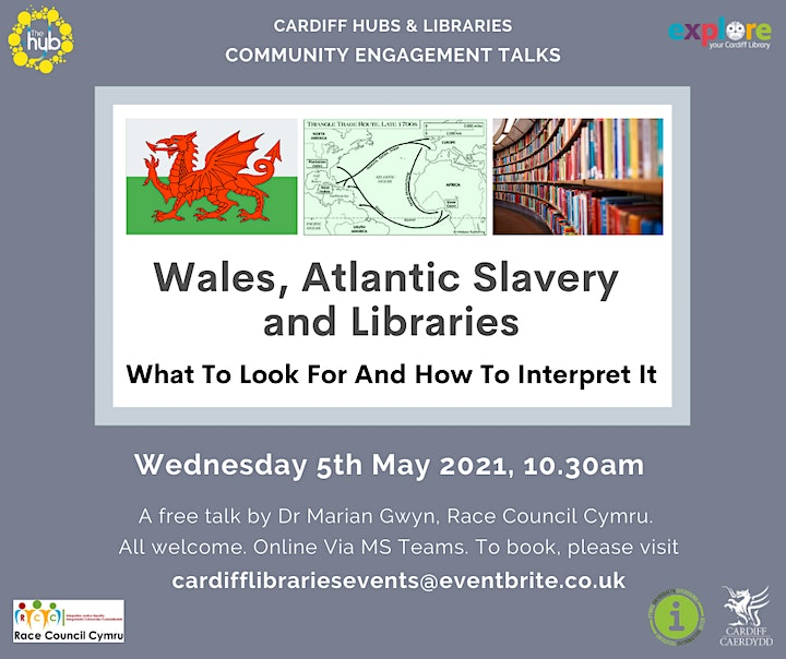 Wales, Atlantic Slavery And Libraries - What To Look For image