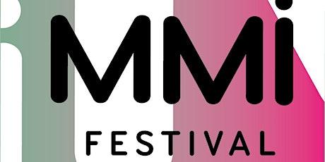 MMI FESTIVAL back & forth 2021 entradas