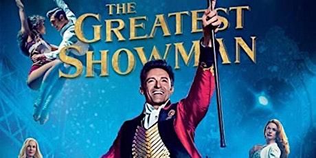 The Greatest Showman billets